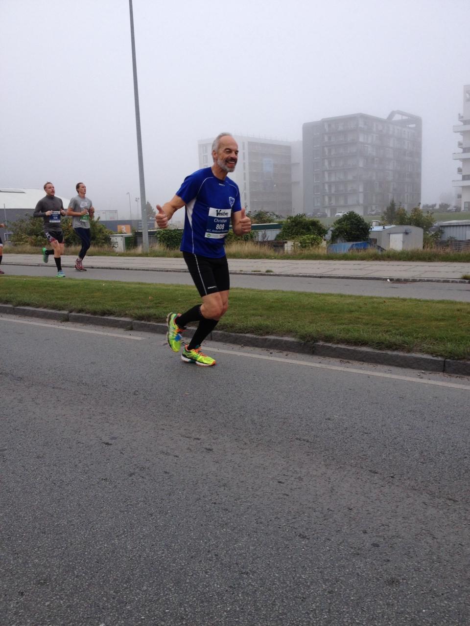 hc andersen marathon